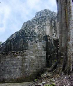 Becan Campeche Mexico Mayan Ruins | La antigua civilización Maya | Scoop.it