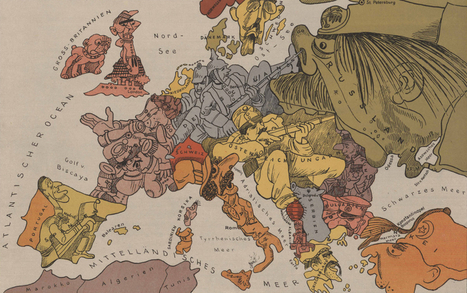 How Each Of The Great Powers Helped Start the First World War | World Geography | Scoop.it
