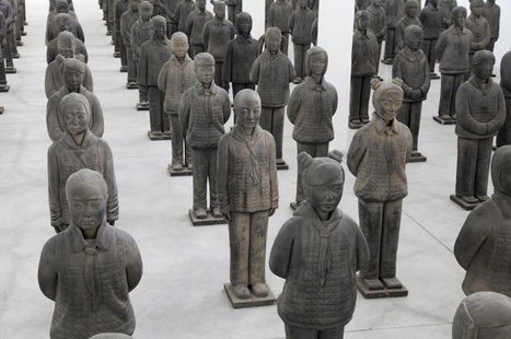 prune nourry's terracotta daughters reflect chinese gender bias | Environment | Scoop.it