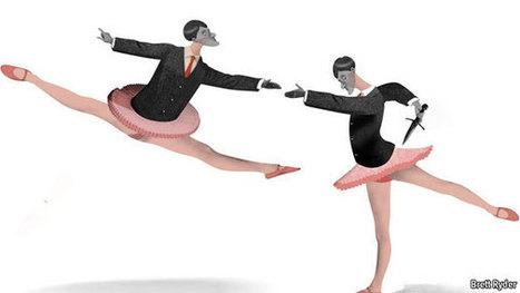 Of businessmen and ballerinas | Business & Marketing Management | Scoop.it