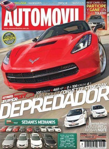 Download Automovil Panamericano – Agosto 2013 - PDF Magazine   Fabricación Automotriz   Scoop.it