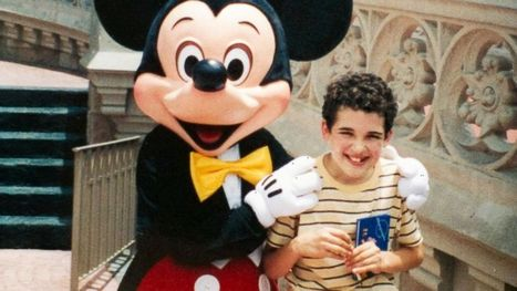 Disney Characters Help Autistic Child Emerge From Lonely Autism - ABC News | Disney and Identity | Scoop.it