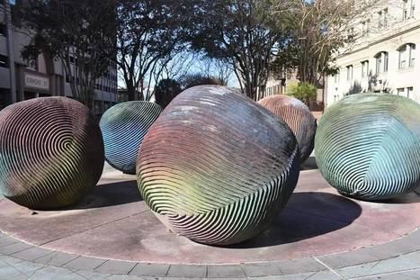 River Stones in New Orleans | Art & Design Matters | Scoop.it