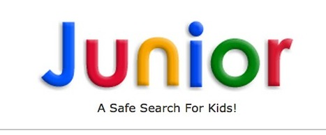 Google Junior: a safe Google search for kids | Be  e-Safe | Scoop.it