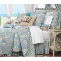 Stunning Beach Bedding and Bedroom Decorating Ideas | Bedroom Decorating Ideas and Bedding Ideas | Scoop.it