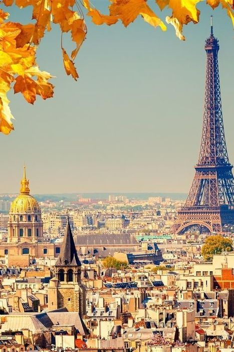 Autumn in Paris - Eye catching scene - Javamazon | Hot-Shot Articles .. | Scoop.it