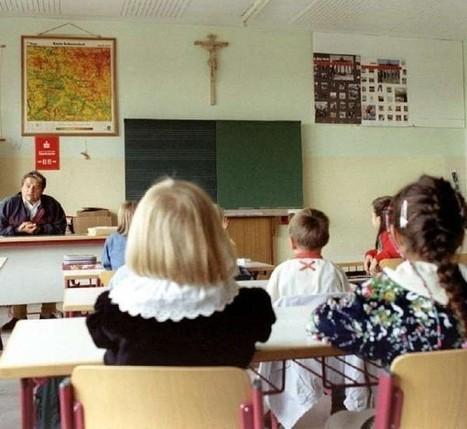 Cae drásticamente el número de alumnos de religión en Primaria y Secundaria en la última década - 20minutos.es   Educacion matematica   Scoop.it