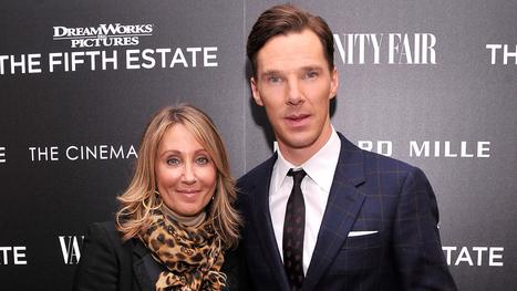Benedict Cumberbatch, Stacey Snider Talk Julian Assange at 'Fifth Estate' Screening | Benedict 221B | Scoop.it