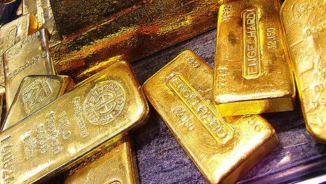 Germany's Post-World War I Scheme to Extract Gold from Water | Germany Topic Project | Scoop.it