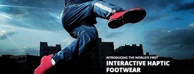 MyLechal, les chaussure de sport connectées qui vous donne la bonne direction ! - servicesmobiles.fr | Web Innovation | Scoop.it