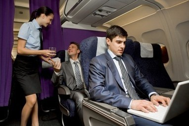 Future of in-flight entertainment is personal and social | Tourism Marketing | Scoop.it