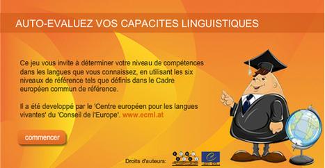 Des jeux interactifs - auto-évaluez vos capacités linguistiques | Cdistez vous | Scoop.it