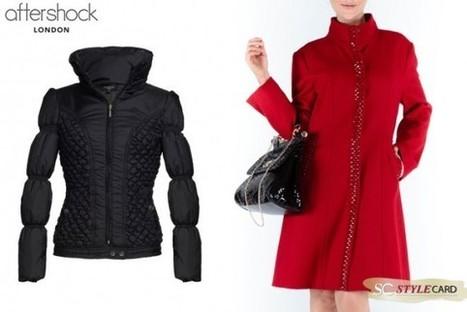 Aftershock London: Outerwear | StyleCard Fashion Portal | StyleCard Fashion | Scoop.it