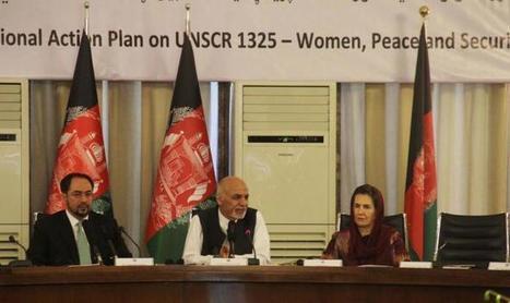 Afghanistan's Ghani walks tightrope on women's rights   Fabulous Feminism   Scoop.it