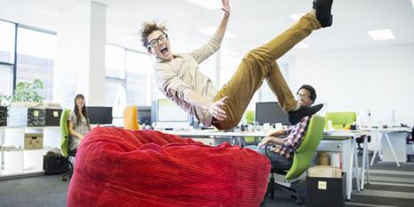 C'est prouvé, être heureux au travail améliore la productivité | création d'entreprise | Scoop.it