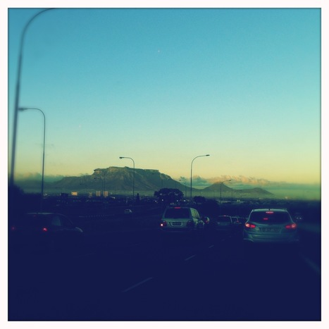 Cape Town Traffic | Hipsta | Scoop.it