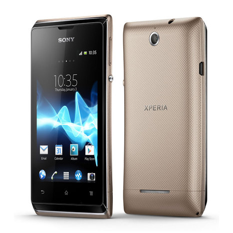 Sony Xperia E Or – Smartphone Android   High-Tech news   Scoop.it