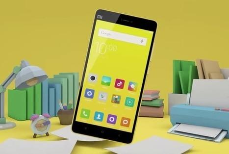 Info Magazine: Xiaomi Mi4i: fiche technique, prix et disponibilité [vidéo] | Smartphones&tablette infos | Scoop.it