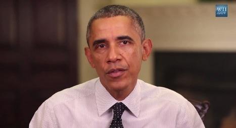 Quand Obama s'empare de l'avenir du web | France Inter | CLEMI. Infodoc.Presse  : veille sur l'actualité des médias. Centre de documentation du CLEMI | Scoop.it
