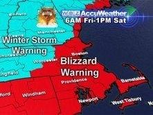 February Snowstorm ForecastMaps - CBS Boston   Sager California   Scoop.it