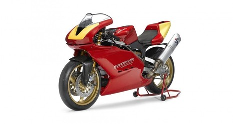 Ducati Supermono | Motorcycle World | Scoop.it
