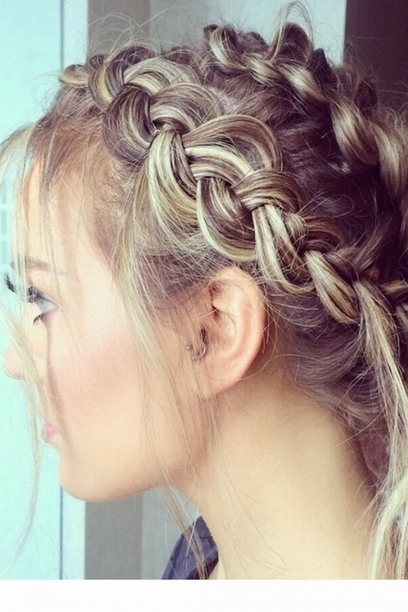Plaits: Get Your Celebrity Inspiration Here | hairstyles | Scoop.it