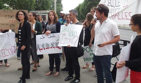 Marseille : à Malpassé, les profs crient leur ras-le-bol de la violence | Réforme des rythmes scolaires | Scoop.it