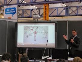 Les cartes heuristiques au Salon EDUC de Charleroi | Mind Mapping au quotidien | Scoop.it