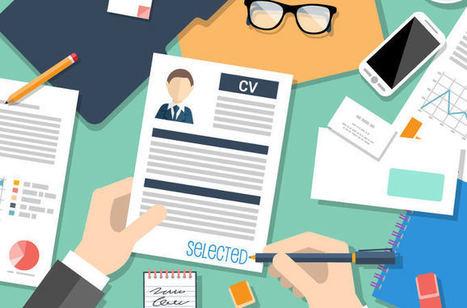 ¿Quieres hacer un buen currículum? No cometas estos errores | Educacion, ecologia y TIC | Scoop.it