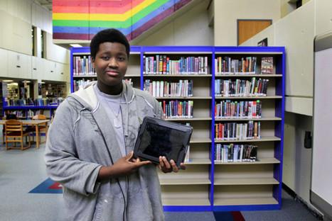 As Schools Favor iPads Over Textbooks, Educators Adapt - WBUR | Digital Textbooks K12 | Scoop.it