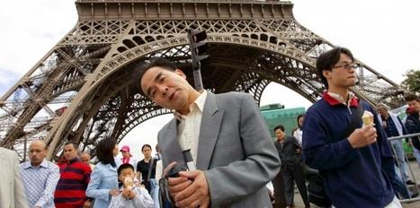Comment la France déroule le tapis rouge aux touristes chinois | Marketing Hôtelier | Scoop.it