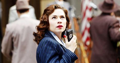 WIRED Binge-Watching Guide: Agent Carter | Comic Book Trends | Scoop.it