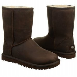 Women's Classic Short Leather Boot | shoespie | Scoop.it