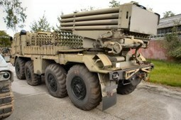 RM-70 MLRS – Walk Around | History Around the Net | Scoop.it
