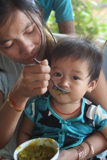 Cambodia: malnutrition in the land of rice paddies - Radio Australia | malnutrition | Scoop.it