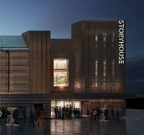 Chester's new £37m cultural centre to be called Storyhouse | Foundation Degree Information Society | Scoop.it