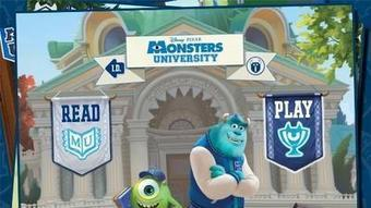 'Monsters University' iPhone and iPad interactive app tells 'Monsters, Inc ... - Orlando Sentinel | iPhones and iThings | Scoop.it