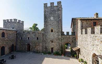 Tuscan castle goes on sale for £20 million | Italian Properties - Italiaans Onroerend Goed | Scoop.it