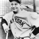 "Lou Gehrig's ""Luckiest Man"" speech | Sporting Moments | Scoop.it"