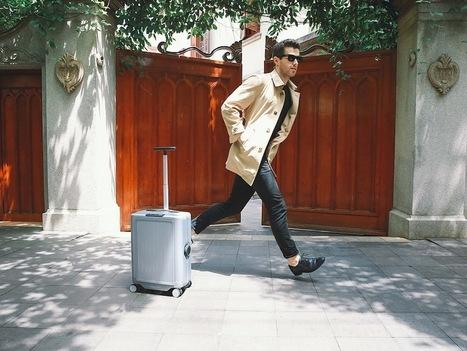 Cowarobot, la maleta que te sigue como un perrito   Educomunicacion   Scoop.it