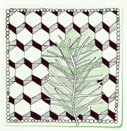 Zentangle Patterns Tutorial: Honeycomb | Artistic Line Designs-all free | Scoop.it