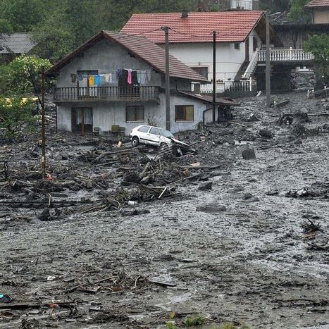 Bosnia floods unearth wartime mass grave; victims believed to be Muslim ... - ABC Online | The Balkans | Scoop.it