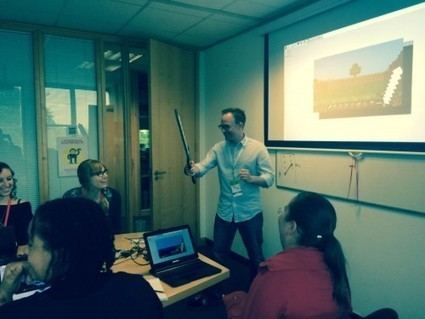 Attend a Picademy@Google in Birmingham | Raspberry Pi | Scoop.it