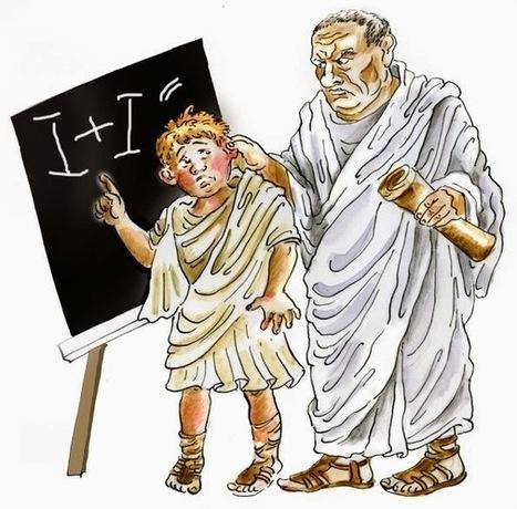 OCTAVUS: Webquest: La educación en la antigua Roma | Mundo Clásico | Scoop.it