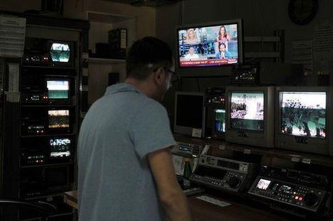 Grèce: le gouvernement ferme brutalement la télévision publique ERT | DocPresseESJ | Scoop.it