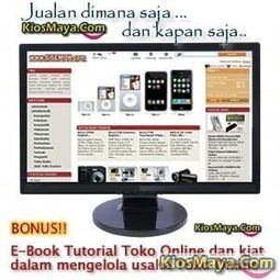 Jasa Website Toko Online ~ di Indonesia - Kiosmaya Dot Com | Toko Online Indonesia | Scoop.it