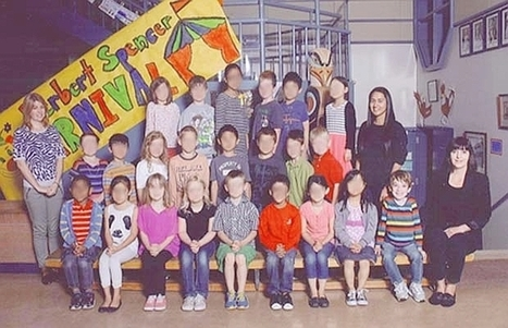 'It's gorgeous,' mom says of her son's new and improved class picture | Inclusive News | Scoop.it