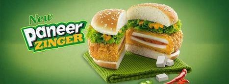 KFC India Introduces Veg, Gets #omgKFChasVEG To Buzz On Social | Digital-News on Scoop.it today | Scoop.it