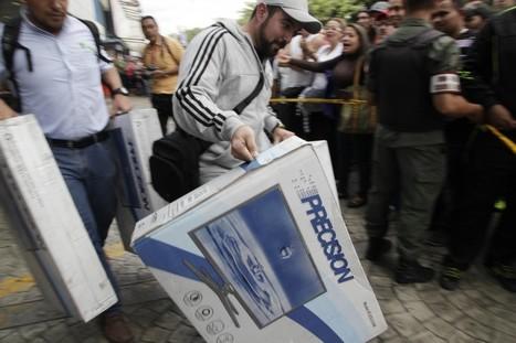 Venezuela to toughen price controls, set profit limits in bid to curb ... - Washington Post | IB - Microeconomics | Scoop.it