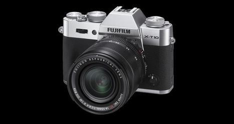 Fujifilm X-T10 - All About the Gear | Fujifilm X Series APS C sensor camera | Scoop.it